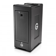 HGST G-SPEED Shuttle XL Thunderbolt 2 18TB w/ ev Bay Black JP 0G04705